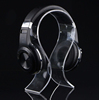 Customized Clear Acrylic Headphone Stand Display Holder Hanger