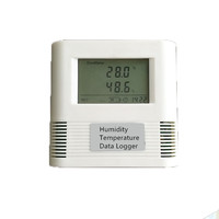 LF-0037 USB Data Export Industrial Temperature and Humidity Record Humidity Temperature Data Logger