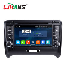 LJHANG 2 din <span class=keywords><strong>7</strong></span> ZOLL PX5 Android 9.0 octa core auto dvd player für Audi TT 2006-<span class=keywords><strong>2012</strong></span> mit video auto radio wifi <span class=keywords><strong>gps</strong></span> navigation
