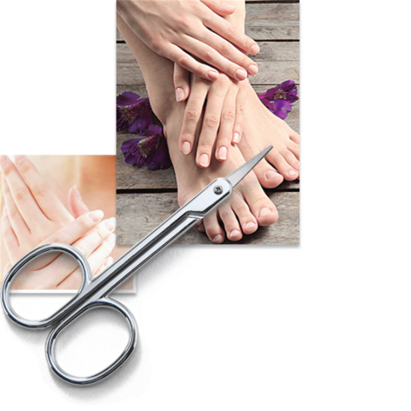 Cheap Eyebrows Stainless Steel Wear-resistant Beauty Tools Small Scissors