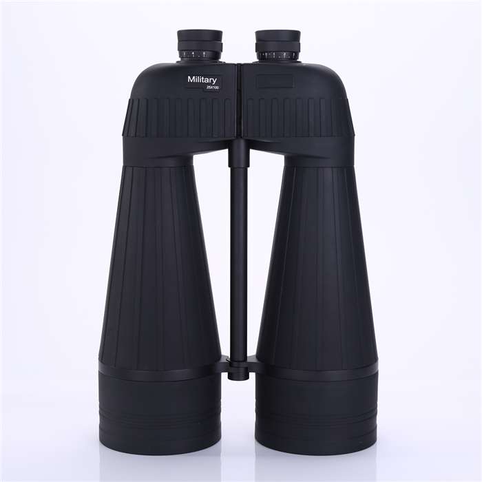 Military Giant Astronomical Telescope Skymaster 25x100 Binoculars with Metal Carry Case
