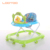 marketing corporate promotional gift items 2020 new baby walker with music cheap plastic kid carrier toys simple baby walker