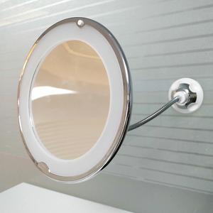 360 degree rotation Makeup Mirror 10x Magnifying vanity Shaving Mirror