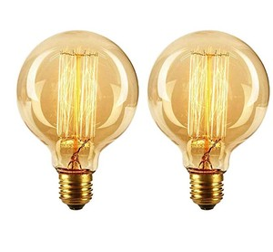 Incandescent bulb Edison light bulb dimmable antique lamp Vintage warm light 25W 40W 60W clear glass E26 E27 B22 Base