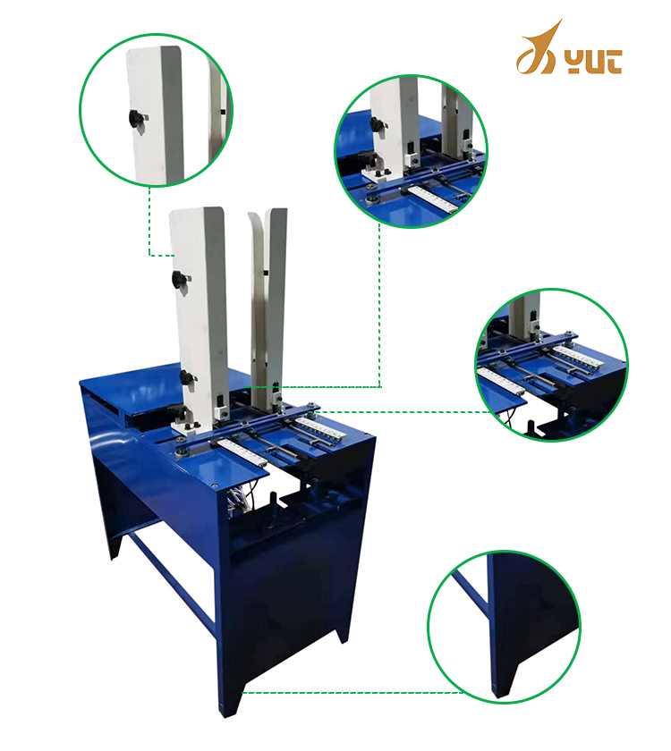 Slippers Production Strap Attaching EVA Flip Flop Shoe Machine For EVA PE
