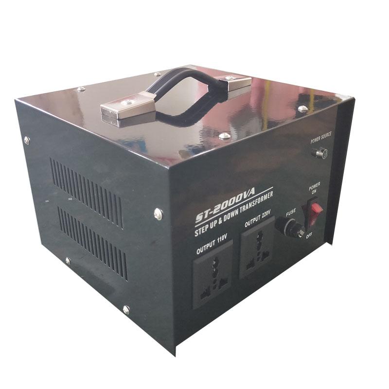 Step up transformer 100V 110V to 220V 200V 2000va 1000va 1500va