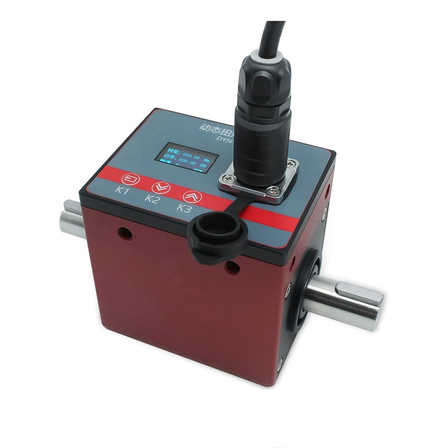 DYN-200 Motor Dynamic rotating speed power torque measuring torque <strong>Sensor</strong> with LCD display the value
