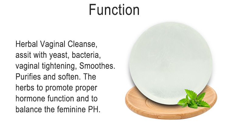 OEM Yoni Detox Soap Herbal Vaginal Cleanse Yoni Soap