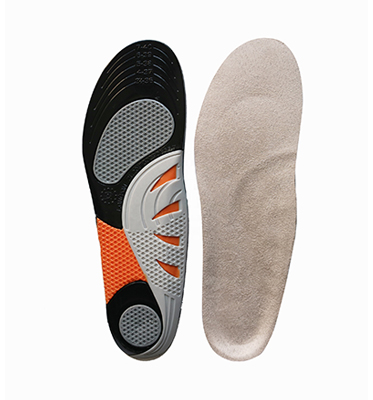 Rebound durable comfort full length PU foam shoe insole for all shoes
