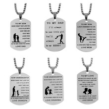 Farbe metall name pet id custom dogtag/hund tag