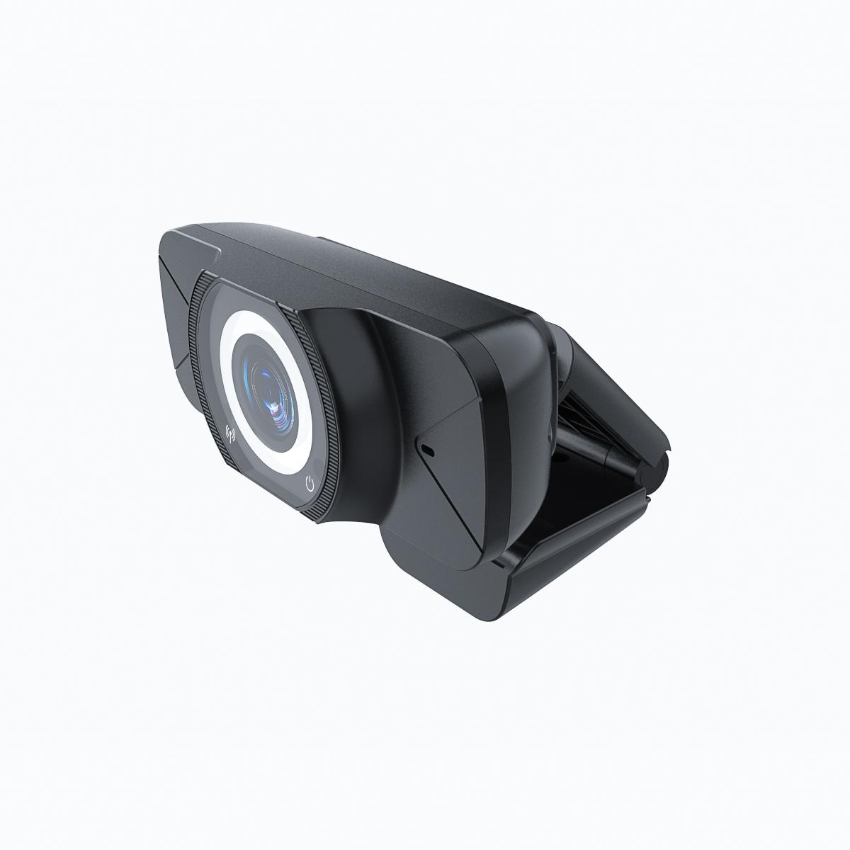 1080P 30 FPS 90 Grad Weitwinkel Gebaut-Mircophone USB HD Stick Freies Mit Abdeckung Webcam