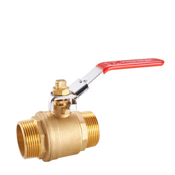 600 Wog Brass Ball Valve for Full Port, NPT Thread