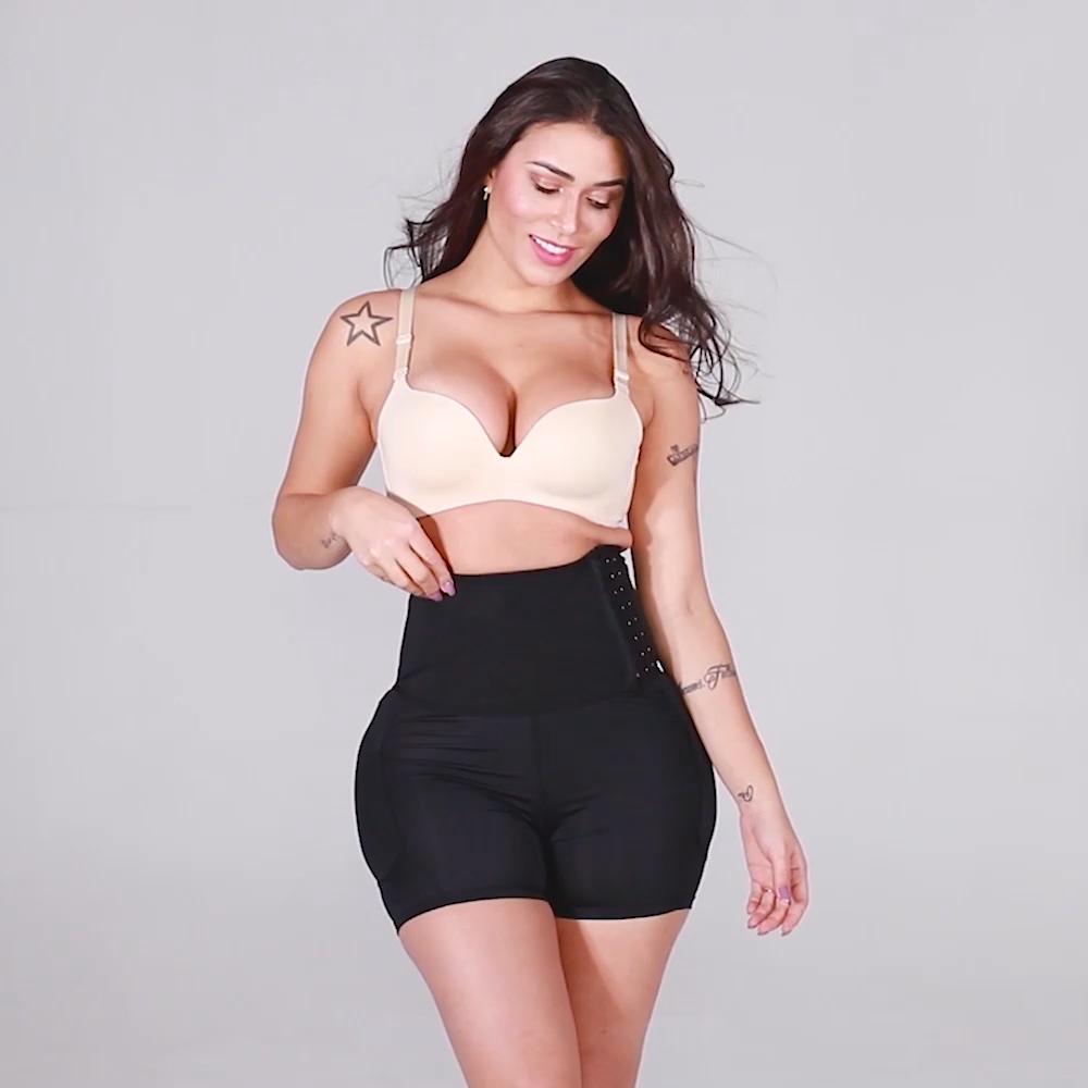 ขายส่งshapewear PLUSขนาดเอวSlimming shapersเอวสูงควบคุมtummy panty