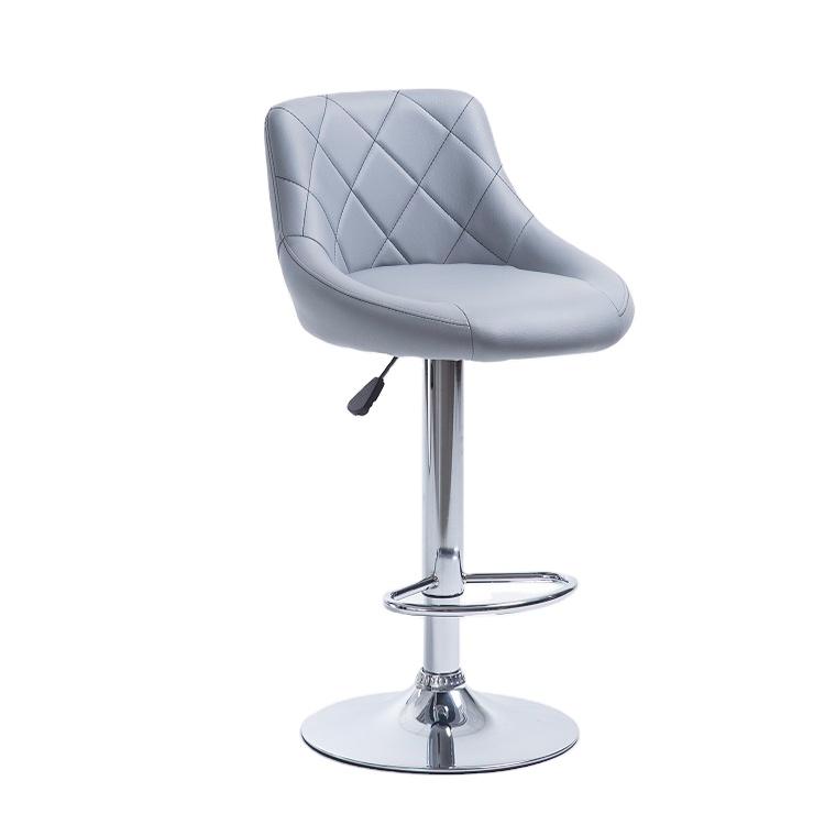 Swivel bar stools chair bar chair dimensions with ukfr pu