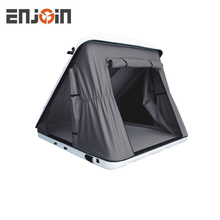 ENJOIN Outdoor Camping Tent 1-2 Persoon Harde Shell Roof Top Tent