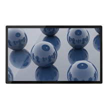 SYET 19 Inch wandmontage lcd reclame scherm/display/monitor China goedkope schip gratis