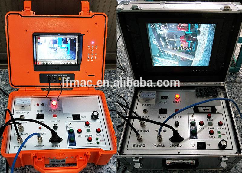 Trung Quốc Nhà Máy Lớn Tốt Biểu Đồ Giá Decal Cá Finder CCTV An Ninh Máy Ảnh CCD Kiểm Tra