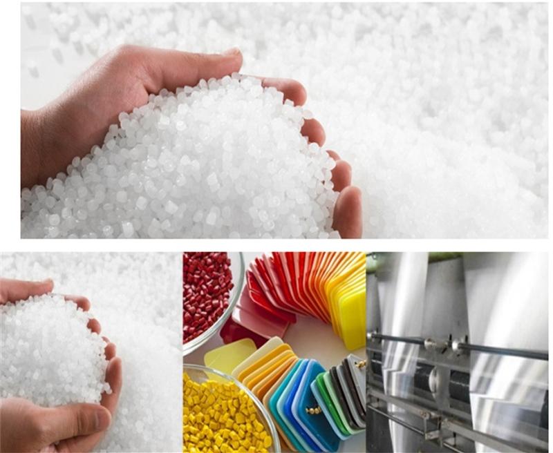 virgin HDPE Resin/granules/pellets High density polyethylene plastic raw materials PP/LDPE/LLDPE resin.