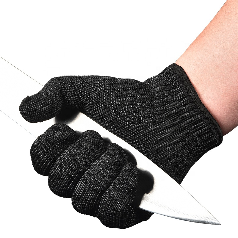 Hands protect stainless steel steel cut-proof safety gloves