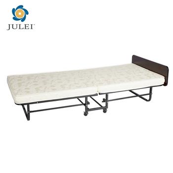 Folding Bed With Memory Foam Mattress