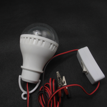 12v <span class=keywords><strong>led</strong></span> lamp 2W 12V DC Plastic <span class=keywords><strong>led</strong></span> lamp met alligator klem