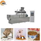 Automatic Pet dog food machine extruder production line to make cat food