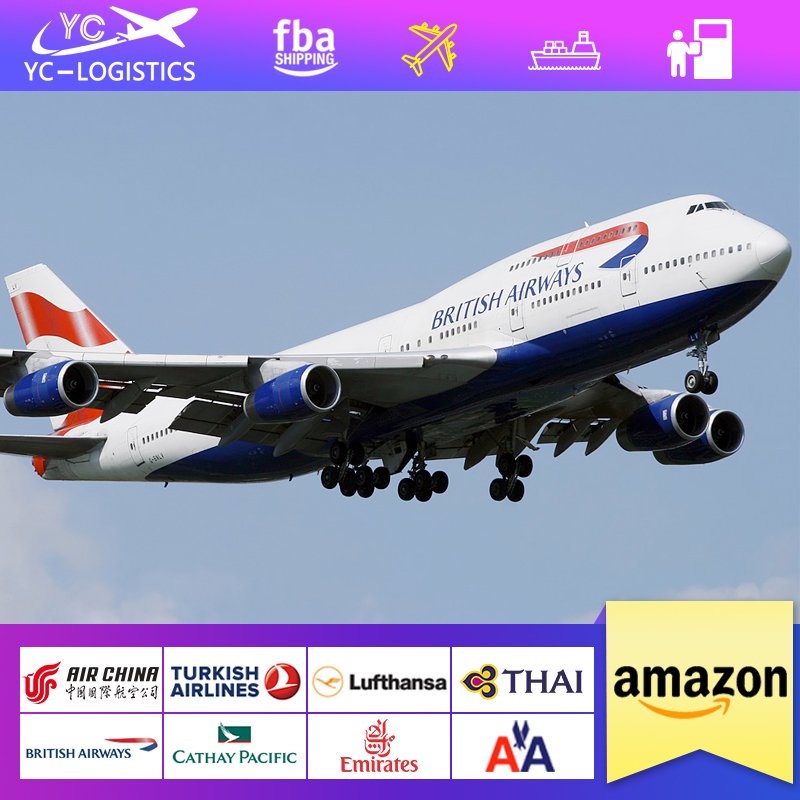 air freight cargo agent in <strong>china</strong> <strong>shipping</strong> to usa fba amazon warehouse ddp door to door