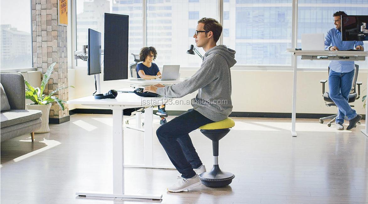 Mstar شهادة الكهربائية الجدول الساق الارتفاع الذكية إطار مكتب قابل للتعديل إلى قوائم مكتب مكتب عمل أثناء الوقوف الكهربائية