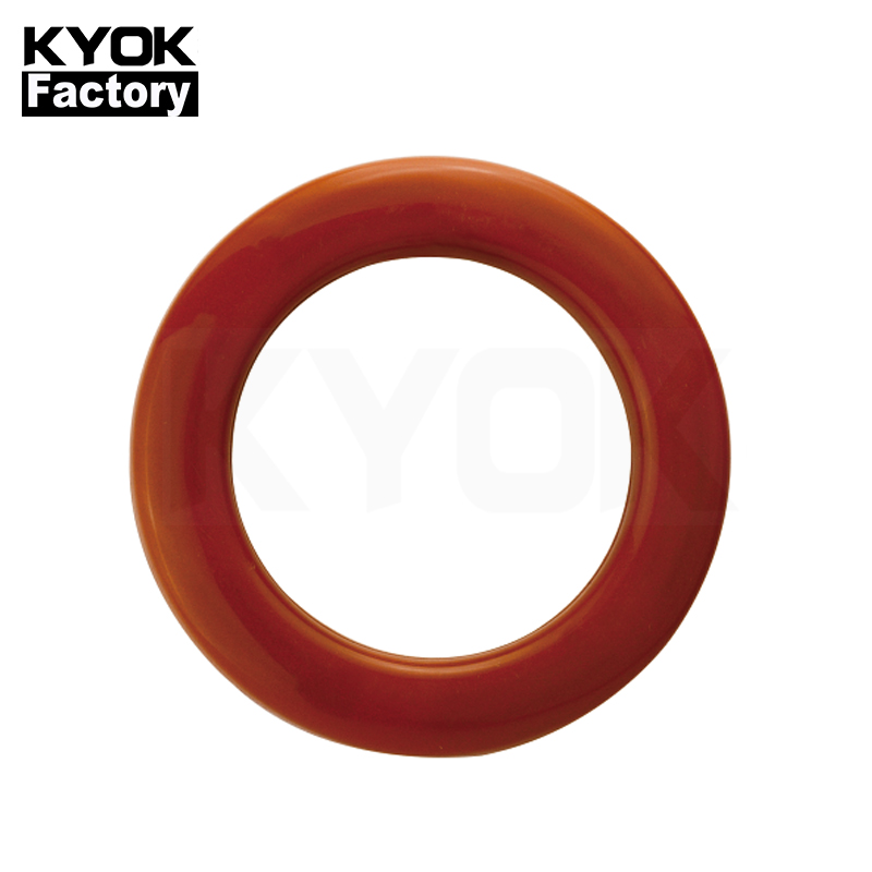 Wholesale Plastic Curtain Tape Rings Hole Accessories Promotion Curtain Eyelet Rings