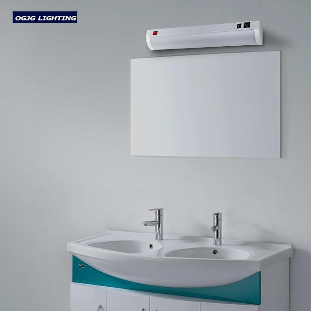NEW Model US 20W USB Sensor Closet Strip Led Linear Light For Wardrobe Bathroom Mirror