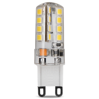Shenzhen Wholesale Market Dimmable 2.3W G9 Bulb LED Encapsulation G9 Silica Bulbs