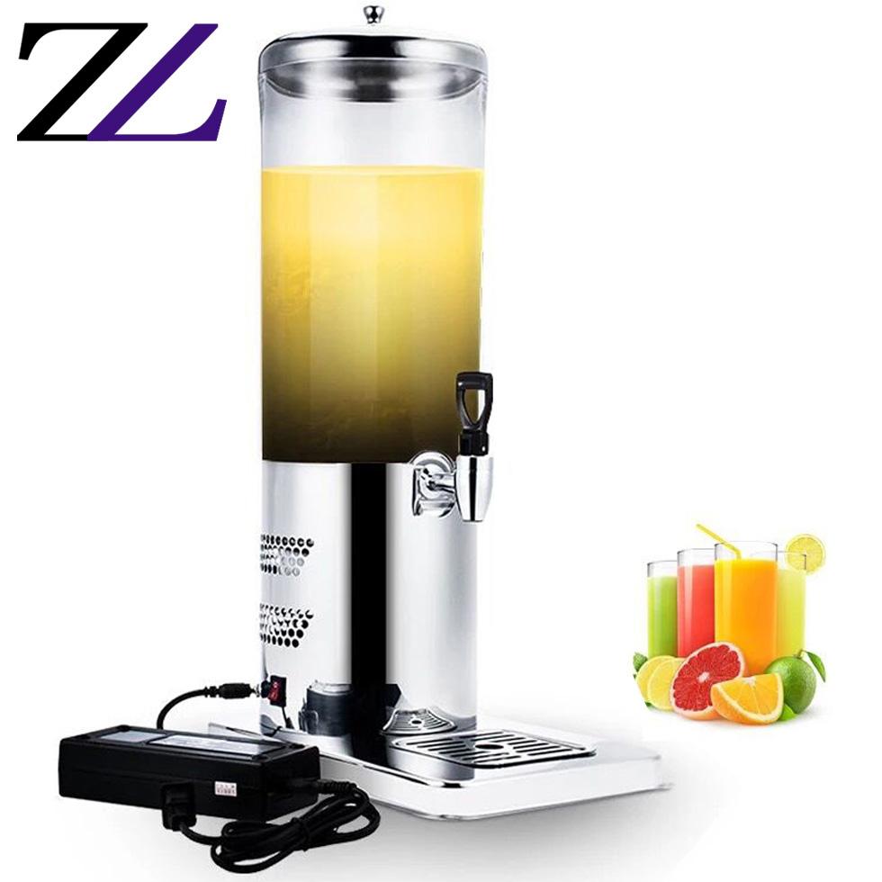 Wedding catering equipment plastic buffet hot and cold drink milk orange juicer dispenser cold beverage dispenser with tap