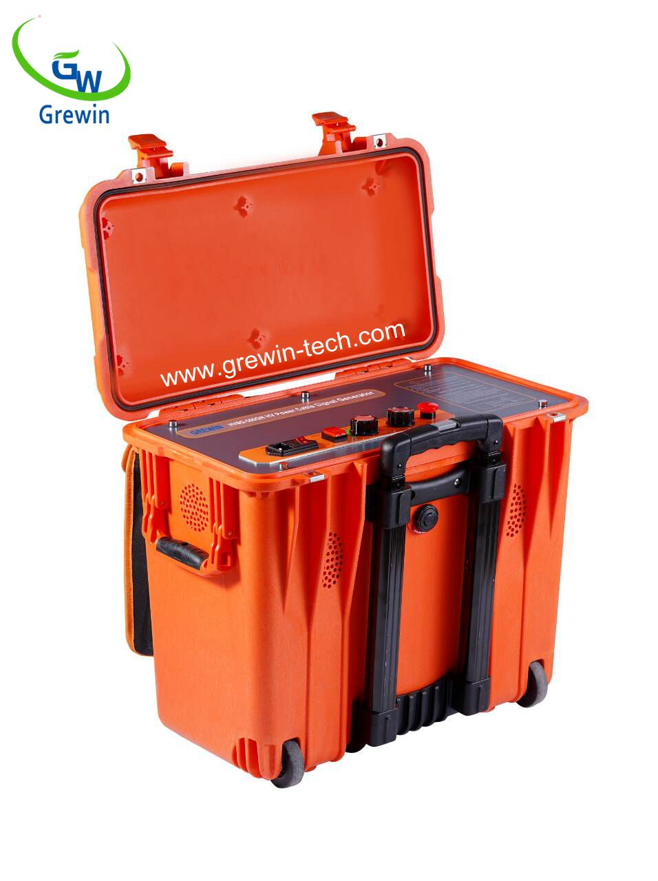 Ac 220V 230 V 50Hz 60Hz 0-32KV 2000J Cable Fault Lokaliseren Geïntegreerde Hoge Spanning Signaal Generator