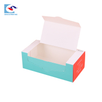 SENCAI cheaper custom printing logo matte lamination art paper box for tissue paper