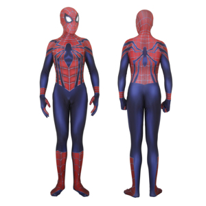 Playmobil Halloween Quick.Halloween Zentai China High Quality Festival New Comic Design Raimi Superior Spiderman Adult Kids Cosplay Costume