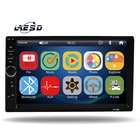 "2 Din Car Radio MP5 Player 7"" Touch Screen Bluetooth Phone Stereo Radio FM/MP3/MP4/Audio/Video/USB In Dash car auto radio player"