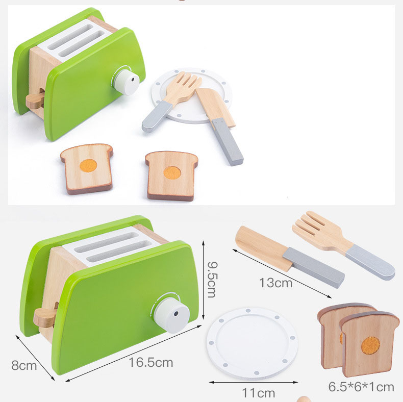 Wooden Kitchen Toys Pretend Play Kids Kitchen Set Cutting Magnetic Fruit Vegetable Miniature Food Girls Toys Educational Toys