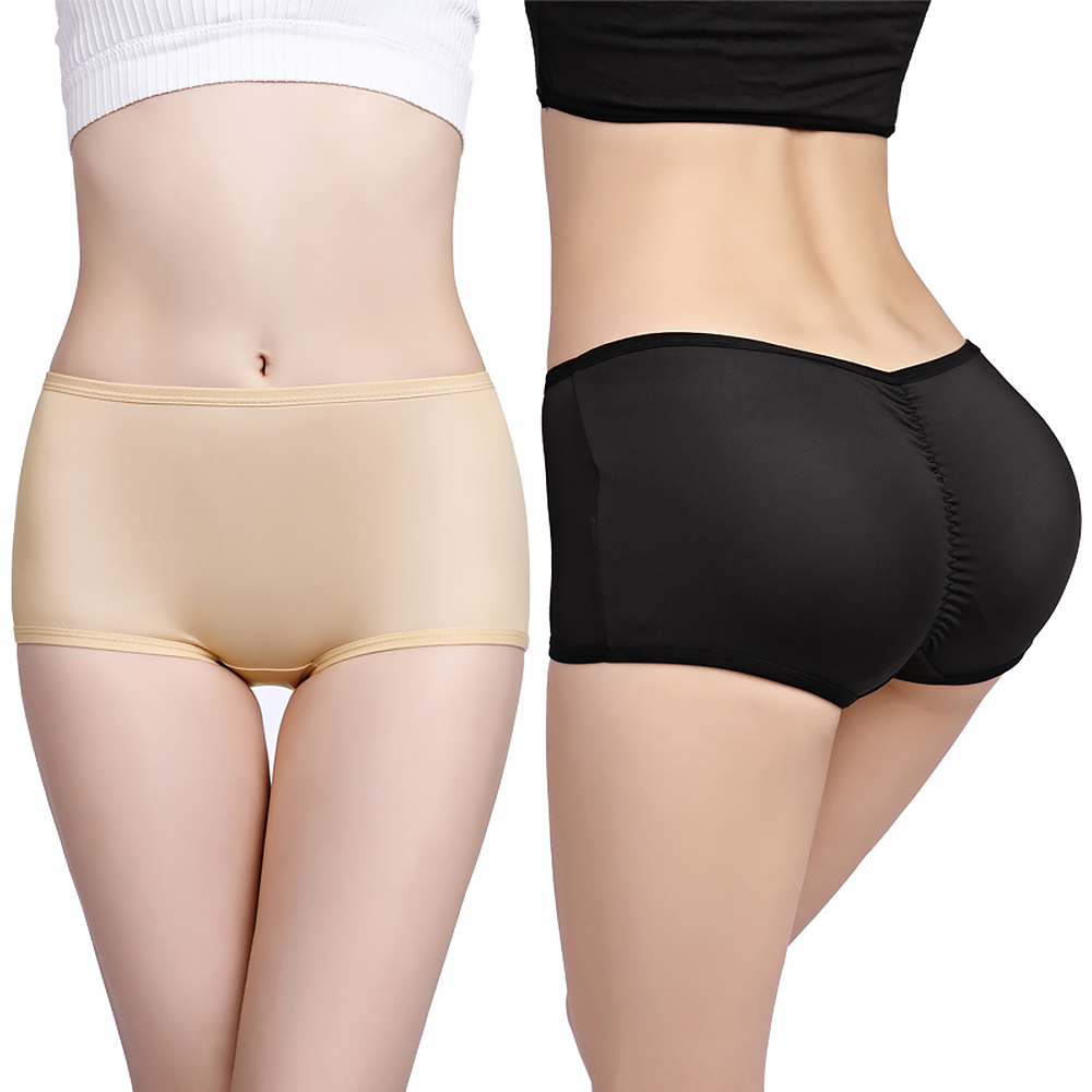 Padded Bum Shapewear knickers panty panties butt bottom enhancer shaper PAL neu