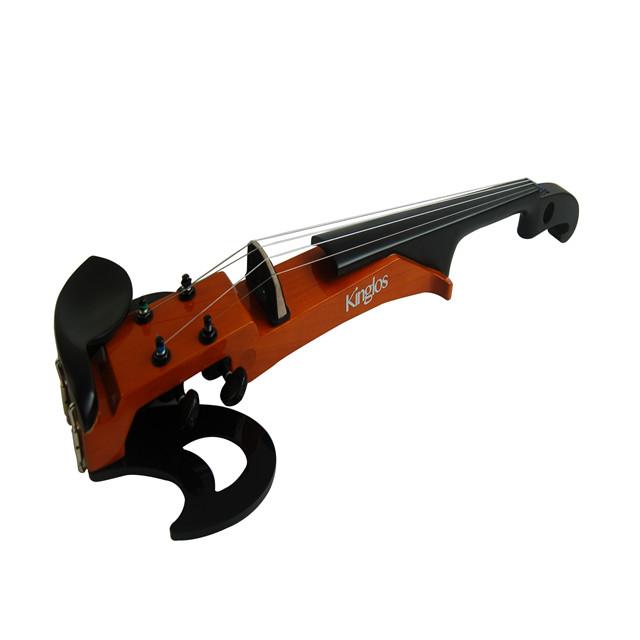 Kinglos дешевая цена, оптовая продажа, электрическая скрипка, SXDS-B1804, модель 4/4, для взрослых, скрипка с оригинальным звуком