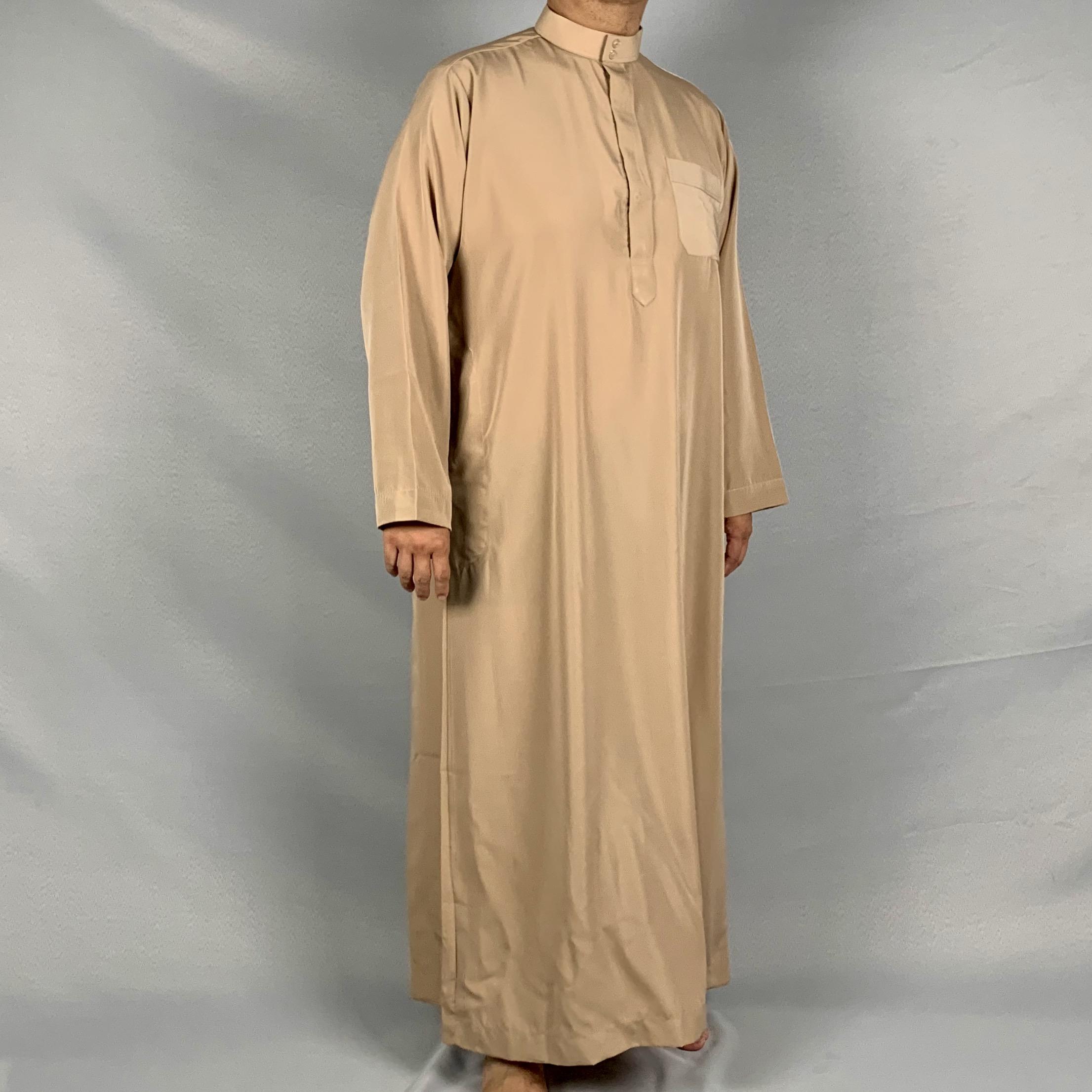 HIGH QUALITY ARABIC THOBE FOR MEN/ ISLAMIC CLOTHING