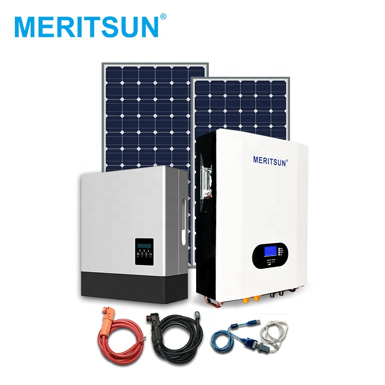 10KWh Powerwall 6000 Cycle Life Solar Energy Storage System Power wall Home Battery