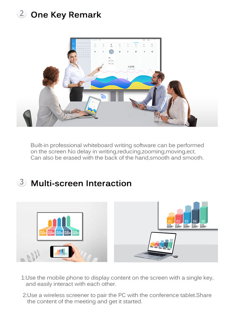 100 inch touch whiteboard for conference 98 inch digital interactive white board