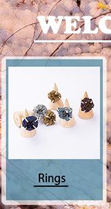 Yase natural agate crystal pendants amethyst fluorite charms choker pendant