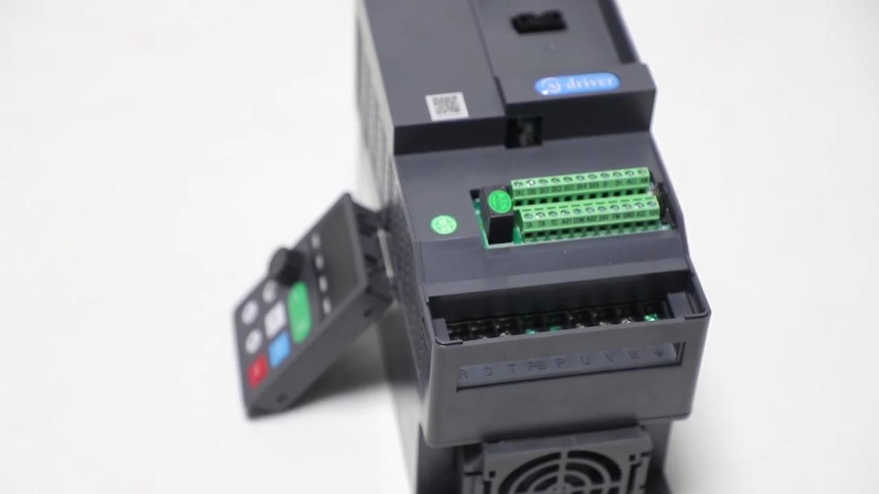 Biaya Rendah Frekuensi Variabel AC Drive 220 V 60Hz untuk 220 V 50Hz Frekuensi Konverter 4KW Inverter
