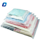 Custom printed zipper T Shirt Swimwear Clothing etc plastic PE Zip Lock Packaging bag With Logo