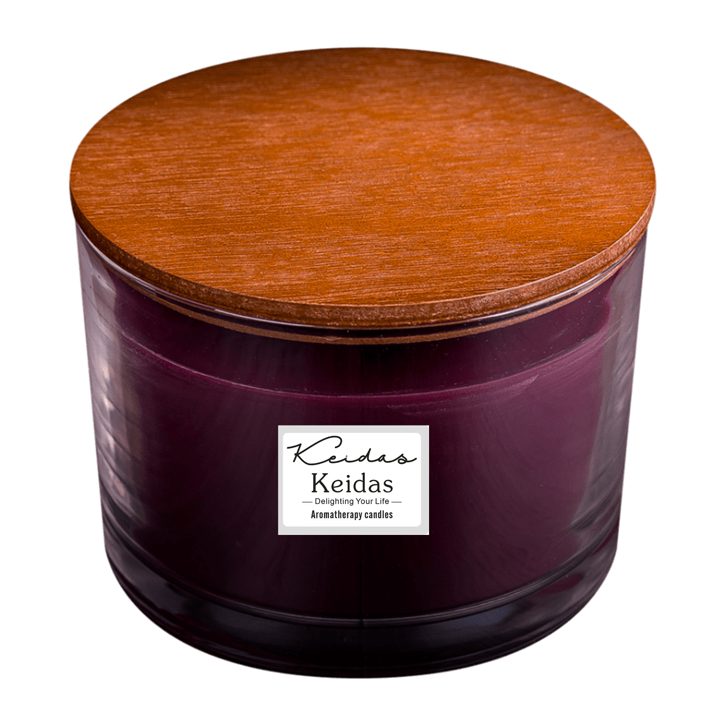 Large Rectangle Woodwick Candles With Lids Aromatic ...