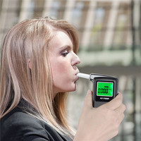 Digital Breath Alcohol Tester offers Convenient Alcohol Breath Testing at An Affordable Price