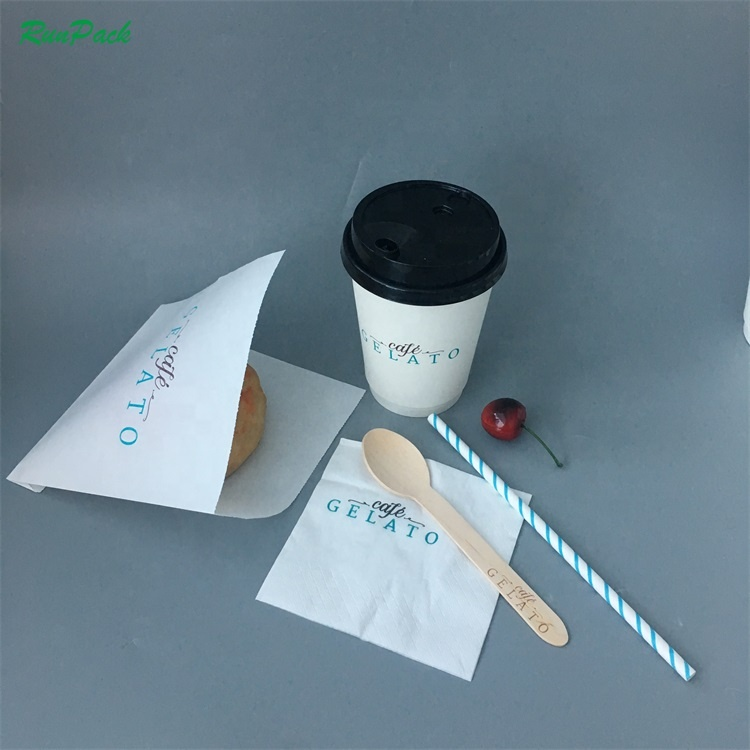 custom fancy design paper coffee cup with lid, drink cup