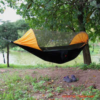 mosquito net hammock bed ultralight tent for outdoor camping