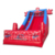 Red Inflatable Spiderman Bouncer Slide Children Kids Outdoor Amusement Spider-man Playground Bouncy Slide For Sale